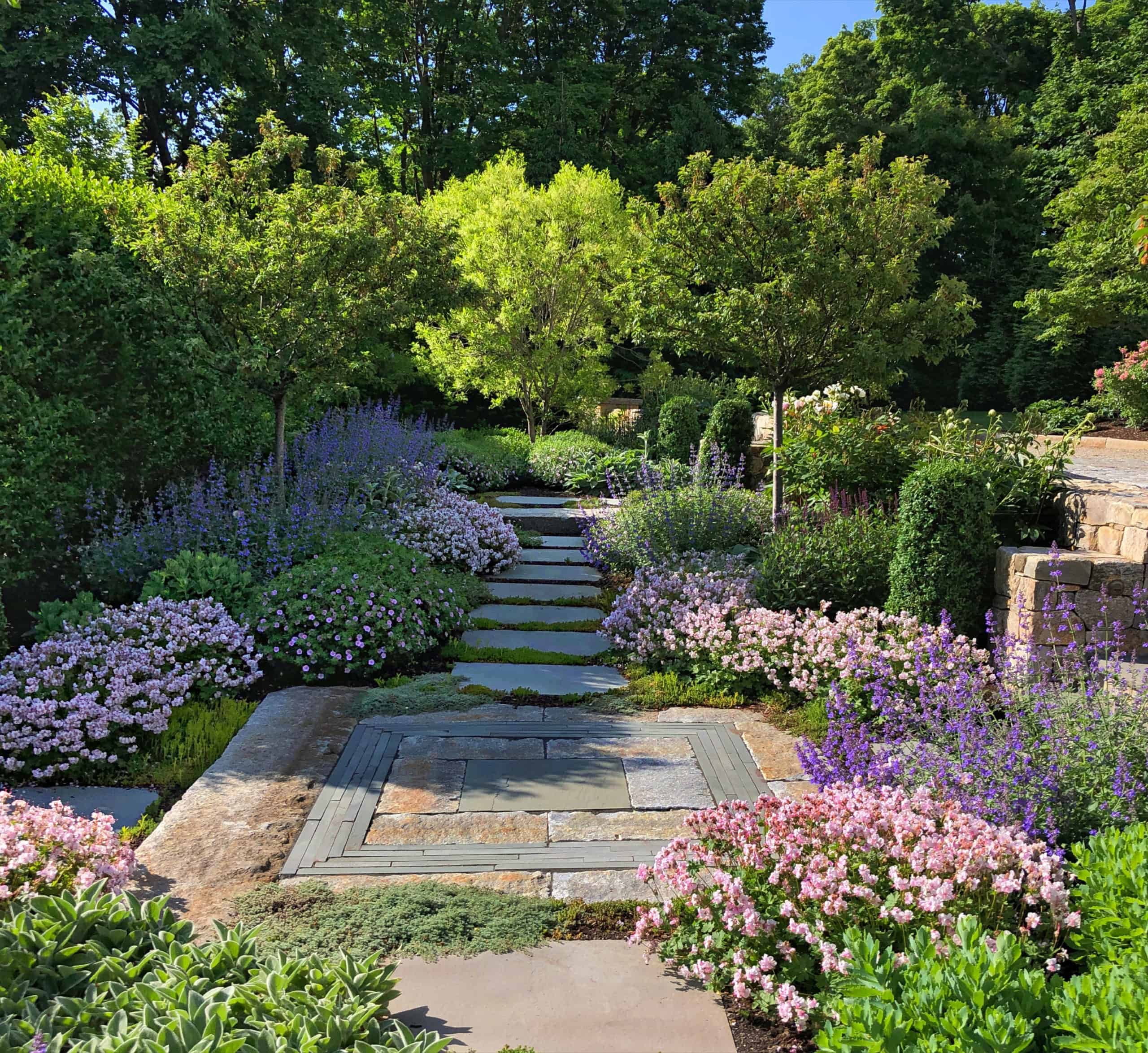Residential Garden Design Meaningful Spaces Hh Design